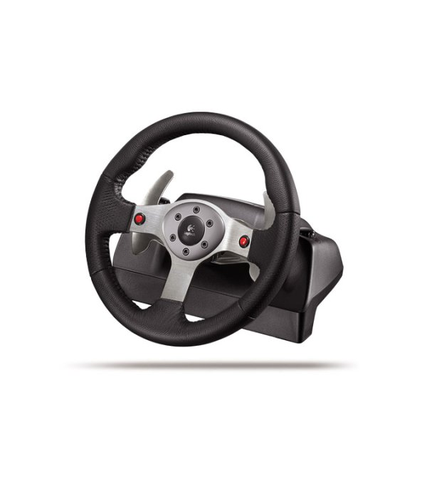 Logitech G25 Racing Wheel and Pedals