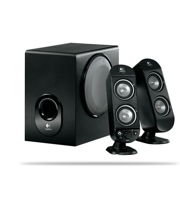 Logitech X-230 (2.1 - 32W) Speakers