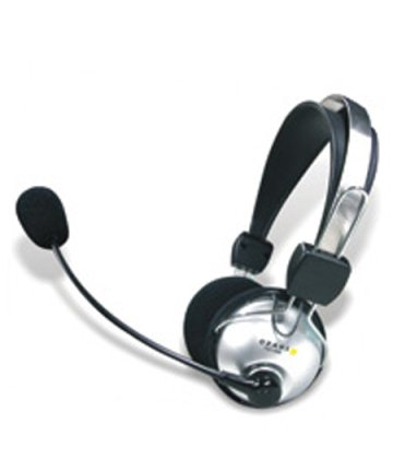 OZAKI TX106 Stereo Headphone With Microphone